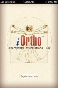 iOrtho + app enseña examen físico músculo-esquelético, con un excelente uso de las referencias | Las Aplicaciones de Salud | Scoop.it