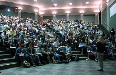 The beginning of the end of the lecture hall? | Media & Learning | Scoop.it