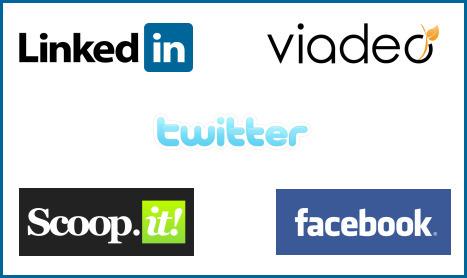 Quels médias sociaux choisir pour sa stratégie B to B ? | Digital Experiences by David Labouré | Scoop.it