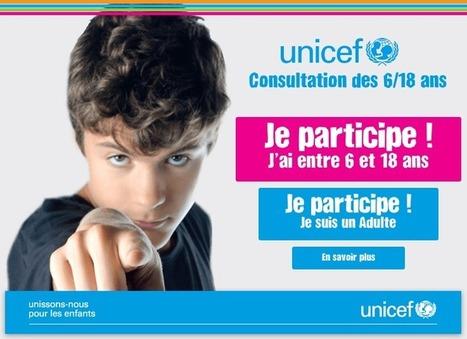 Convention nationale 2014 Unicef - 1jour1actu | Olisoca40 | Scoop.it