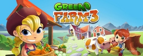 Green Farm 3 MOD Apk [Unlimited Cash and Coins]