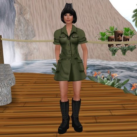 Tutorials: Basic Photography « ArmyOneSource in Second Life | I want a Second Life | Scoop.it