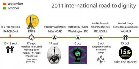 2011 International Road to Dignity | 15.O-Unitedforglobalchange | Scoop.it