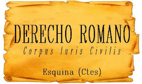 Derecho Romano: LA FUNDACIÓN DE ROMA   Derecho Romano   Scoop.it