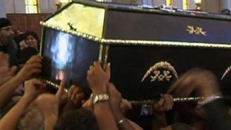 Raw Video: Funerals held for Egypt clash victims - The Washington Post | Coveting Freedom | Scoop.it