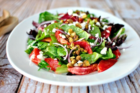 Why Salad Is So Overrated | The Basic Life | Scoop.it