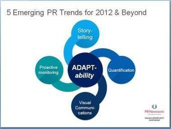 5 Emerging PR Trends & the New Public Relations Skill Set for 2012 (&Beyond) | Narrative Disruption | Scoop.it