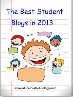 57 Wonderful Student Blogs to Share with Your Class | teaching with technology | Scoop.it