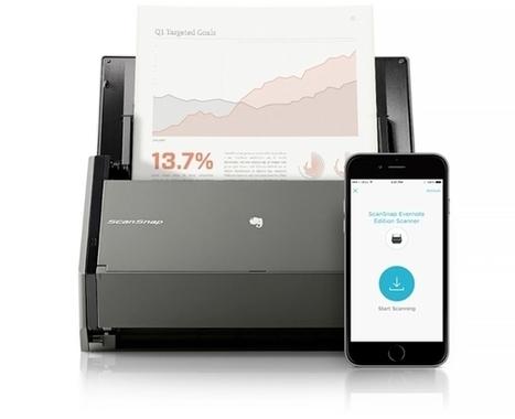 [Redoutable] Scannable, l'appli #Evernote pour scanner et gérer ses documents   Evernote   Scoop.it