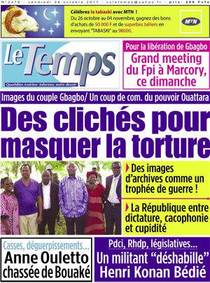 Campagne de dénigrement : Pourquoi Jeune Afrique diabolise Gbagbo | Actualités Afrique | Scoop.it