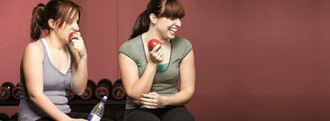 Foods to Eat Before Exercising | Marathon Running Tips | Scoop.it