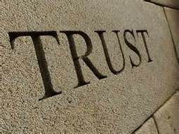 Trust is a Mighty Big Word | Organisations & Social Capital | Scoop.it