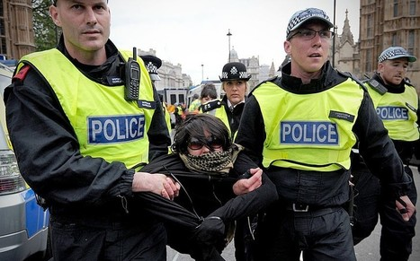Anti-fascists fuel the fire of hate - Telegraph | The Indigenous Uprising of the British Isles | Scoop.it