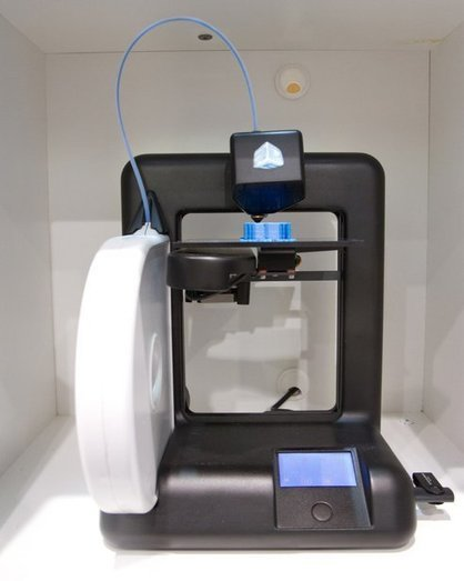 3D printer Cubify introduced by 3D Systems « Ponoko – Blog   3D Printing and Fabbing   Scoop.it