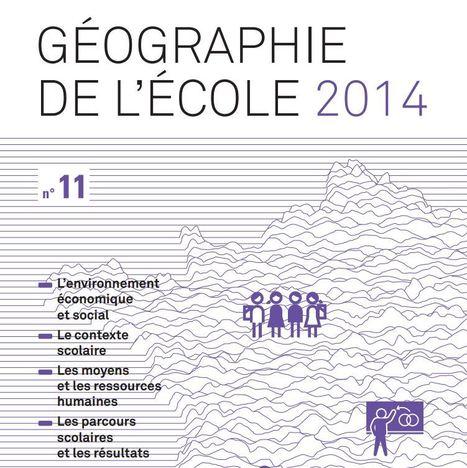 Géographie de l'École, 2014 | 1-Personnel de direction - school leadership | Scoop.it