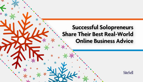 Successful Solopreneurs Share Their Best Real-World Online Business Advice | The Twinkie Awards | Scoop.it