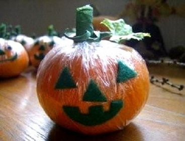 Raw Vegan Recipes: Darling Clementine Pumpkins for a Healthy ... | My Vegan recipes | Scoop.it
