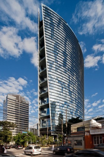 [Sao Paulo, Brazil] Infinity Tower / KPF   The Architecture of the City   Scoop.it
