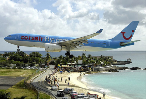 This Slow-Mo Clip Shows What It's Like to Photograph Planes Landing at Maho Beach | xposing world of Photography & Design | Scoop.it