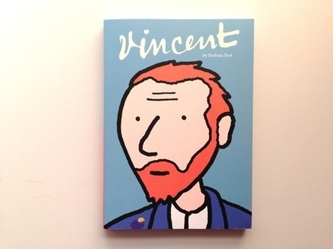 Creative Review - Vincent, the graphic novel | Pop Culture in Education | Scoop.it