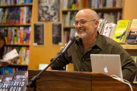David Brin on Science Fiction, Fact, and Fantasy (on Omni Reboot) | Interviews with David Brin | Scoop.it