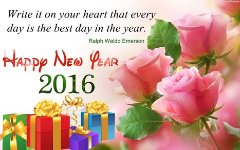 Happy New Year 2016 SMS in Hindi - Happy New Ye