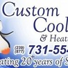 Custom Cooling And Heating Inc.