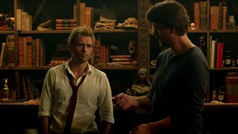 Constantine: NBC annule officiellement la série - Geeks and Com' | And Geek for All | Scoop.it