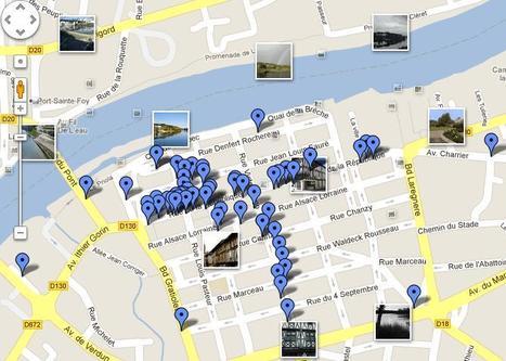 La carte de vos commerces Coeur de Bastide | Vos achats Cœur de Bastide - 2013 | Scoop.it