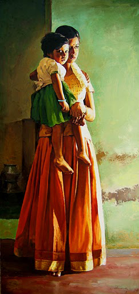 30 Amazing Oil Painting by South Indian Legend Ilaiyaraaja | Great Inspire | Art Works | Scoop.it