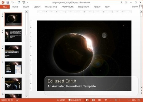 Animated Powerpoint Templates In Powerpoint Presentations And Ppt