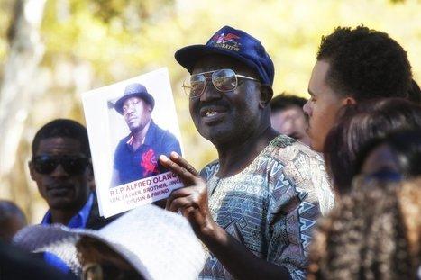 Alfred Olango's father sues El Cajon police in fatal shooting | UgandaNuz | Scoop.it