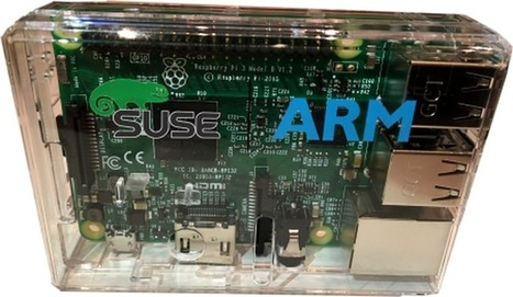 Raspberry Pi: Hands on with SuSE and openSuSE Linux | ZDNet | Learning on the Digital Frontier | Scoop.it
