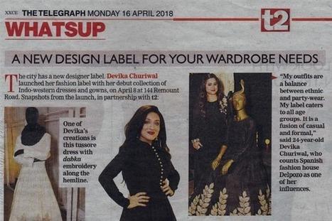 Devika Churiwal Western Dresses For Women Par