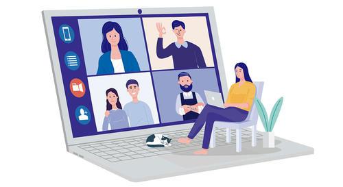 e-Learning: Retos y competencias transversales