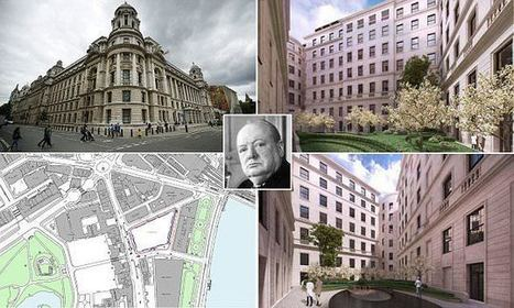 £1bn hotel complex to open on Winston Churchill's wartime HQ | Otaku Context | Scoop.it