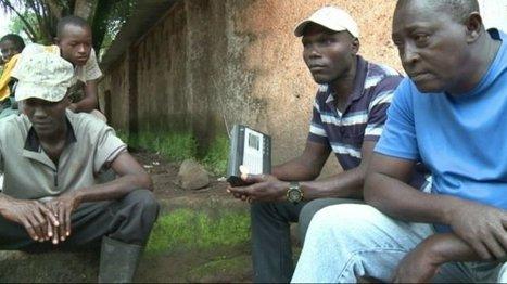 Afrique - La Sierra Leone fait de la radio une arme contre Ebola | Radio Hacktive (Fr-Es-En) | Scoop.it