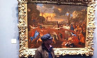 Man held after Poussin painting is vandalised at National Gallery   The History of Art   Scoop.it