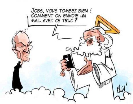 Rest in Jobs | Baie d'humour | Scoop.it
