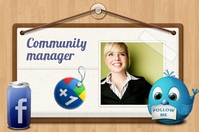 Portrait-robot du community manager | Quand la communication passe au web | Scoop.it