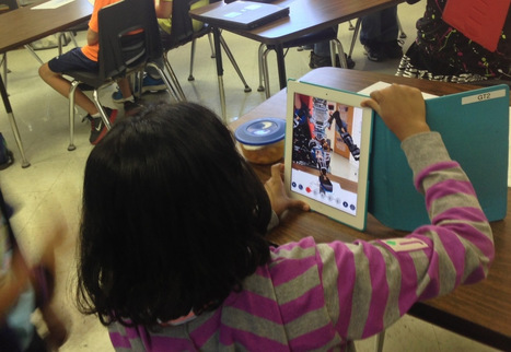 Using Augmented Reality with elementary students - Engage their minds! | Library Media Resources | Scoop.it