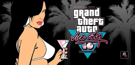 Grand Theft Auto Vice City apk 1 07' in Android Games | Scoop it