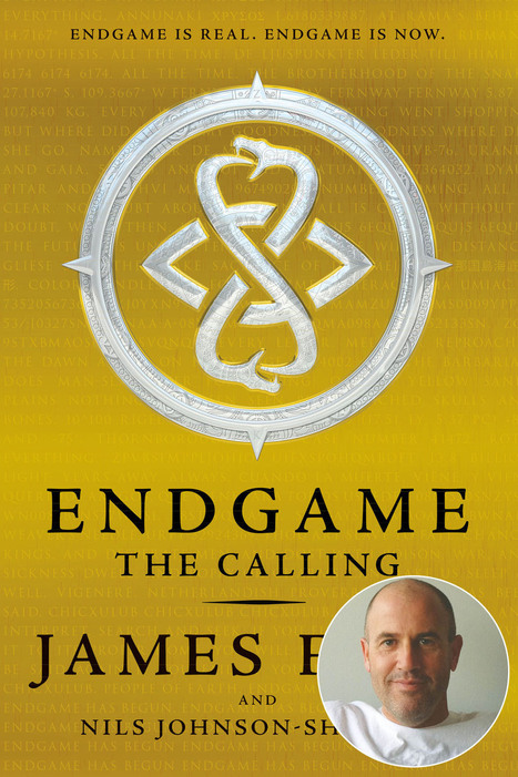 Comic-Con: James Frey to Introduce 'Endgame' Universe With Panel, Puzzle, Interactive Game (Exclusive) | Tracking Transmedia | Scoop.it
