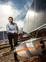 "How Robots Are Making Solar Power Cheaper | L'impresa ""mobile"" 