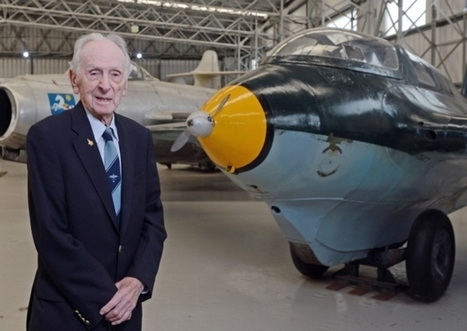 National memorial service planned for air legend Eric 'Winkle' Brown | Today's Edinburgh News | Scoop.it