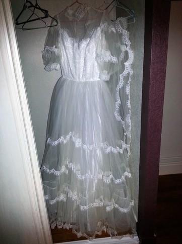 robe de mariée avec voile - Garonne (Haute) | Robes de mariée d'occasion | Scoop.it
