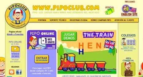 Pipo, excelente ayuda para la educación   Formación y Recursos   Cuidando...   Scoop.it