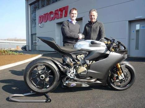 Panigale starts to unveil | Ducati news | Scoop.it