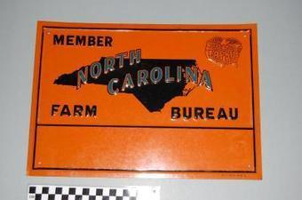 This Day in History: Farm Bureau Meets for the First Time   North Carolina Agriculture   Scoop.it