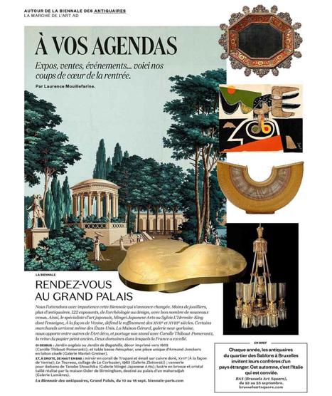 A vos agendas : rendez vous au Grand Palais   La Biennale - Paris   Scoop.it